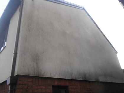 Image of Specialist Cleaning of K-rend Render Chester cheshire www.cleaning-service.uk.com