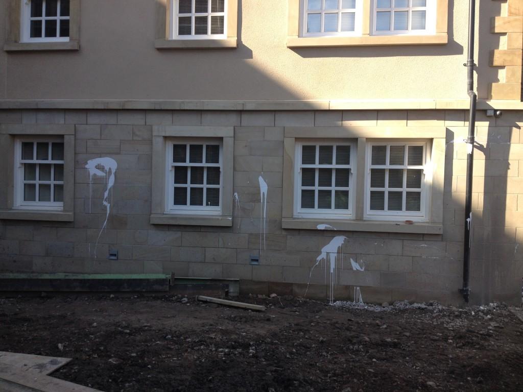 paint and graffiti removal PRESTON LANCASHIRE