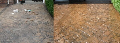 Driveway Cleaning Services merseyside and Lancashire