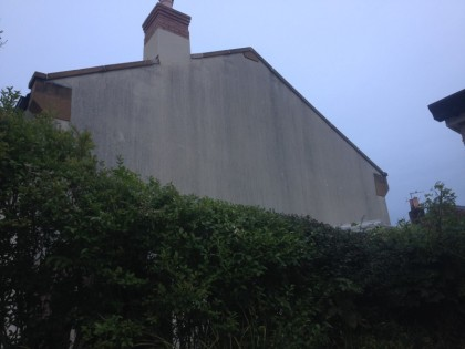 How to clean k rend render in Manchester after cleaning