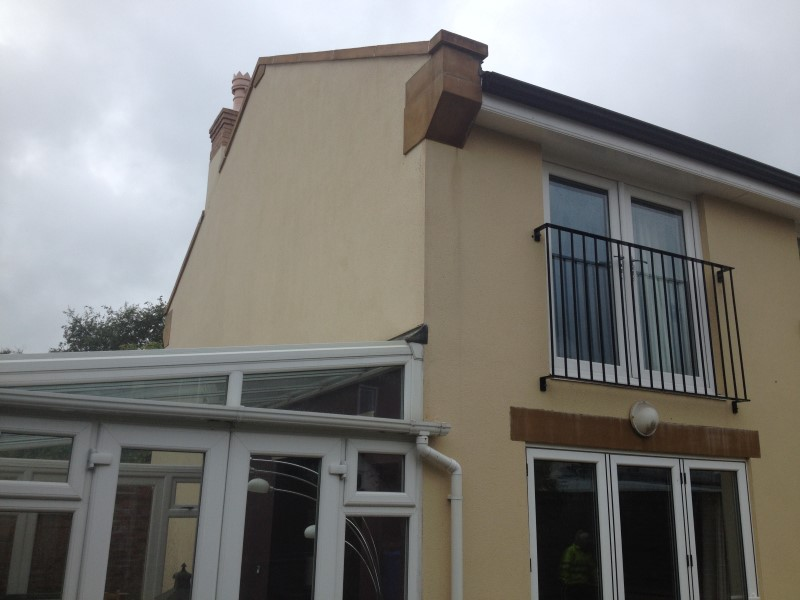 image of k rend render cleaning preston lancashire