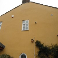 image of k rend render after cleaning Knutsford Cheshire
