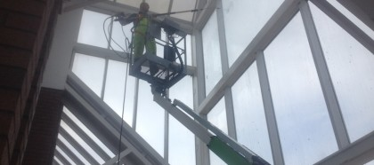 External Building Cleaning Services