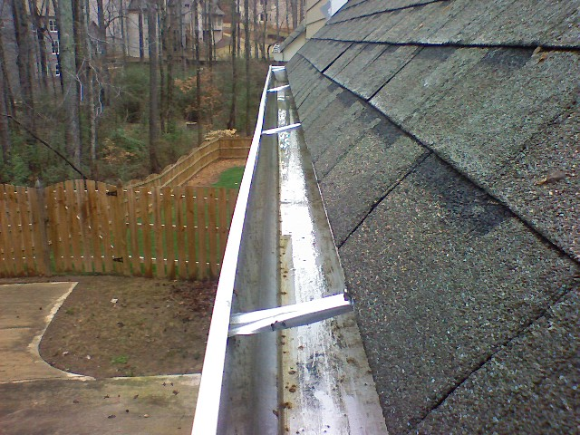 Gutter Cleaning Service merseyside and lancashire image
