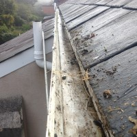Image of Gutter ,Fascia and UPVC cleaning Skelmersdale Lancashire after cleaning.