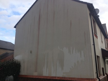 image of manchester render cleaning company