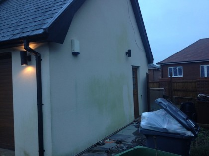 Render cleaning Chorley Lancashire
