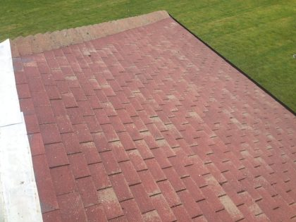 Roof cleaning company image in southport Merseyside. www.cleaning service.uk.com