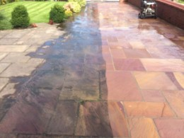 Patio Cleaning Service Manchester Affordable