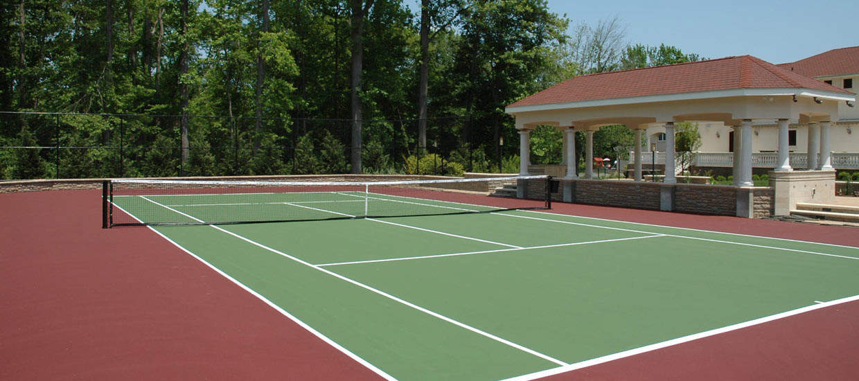 How to Keep Your Tennis Court Cleaning Costs Down