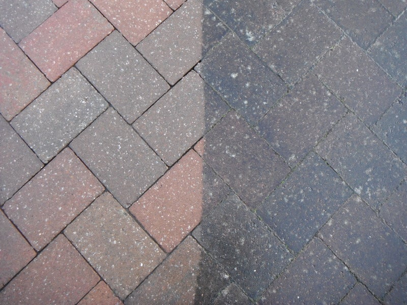 image of Preston driveway and patio cleaning company www.cleaning-service.uk.com