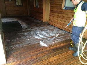 Patio cleaning in Formby Merseyside