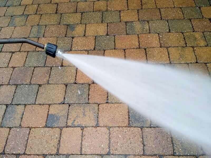Professional pressure washing services in Southport