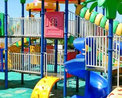How to Clean Rubber Playground Surfaces