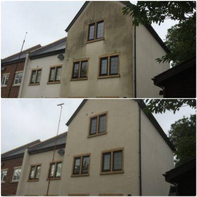 Render Cleaning Liverpool Merseyside