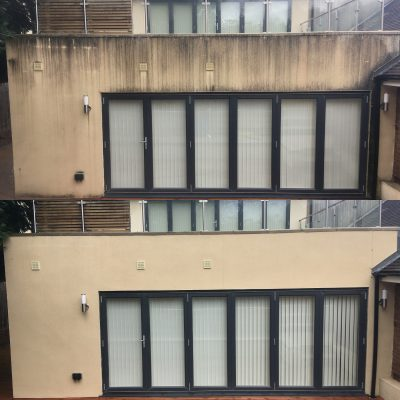 Cost effective Render Cleaning company in Preston Lancashire