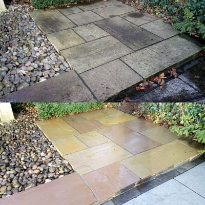 CLICK HERE for cost effective Patio Cleaning in Southport Merseyside.
