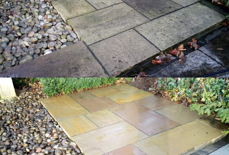 image of Patio Cleaning in Southport Merseyside www.cleaning-service.uk.com