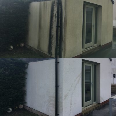 Professional cost effective Render Cleaning in  Manchester