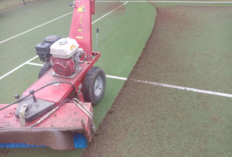 Benefits of Hiring Tennis Court Cleaning Company
