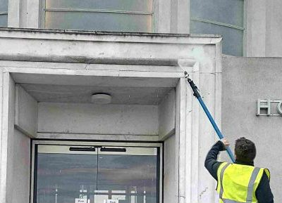 Why Exterior Building Cleaning is Important?