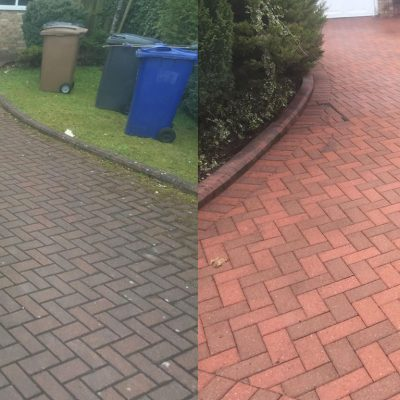 Driveway and Patio Cleaning Chorley